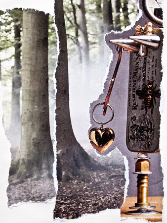 Love Bot In The Woods