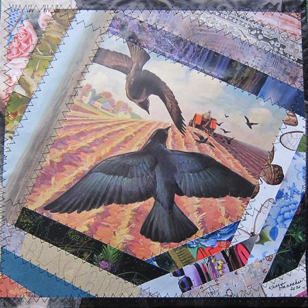 SOLD - blackbirds