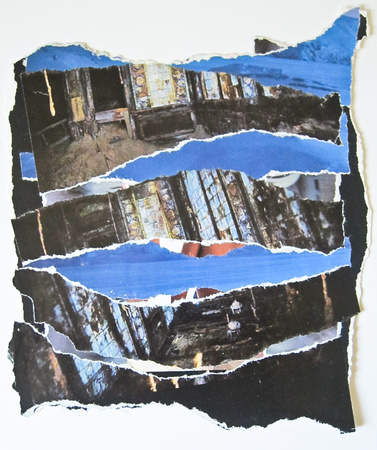 """The Loose Pages Series """"Blue Ruin"""""""