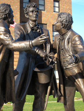 """Convergence of Purpose"" Statue Dedication"
